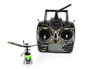 JMT New Wl V955 Mini Remote Control 2.4ghz 4ch Flybarless Rc Helicopter Toy LCD Gyro RTF