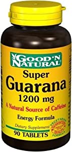 Good N Natural - Super Guarana 1200 mg - 90 Tablet
