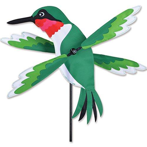 Hummingbird Whirligig Spinner