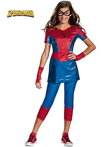Disguise Marvel Spider-Man Spider-Girl Tween Costume