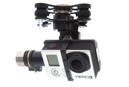 DJI Phantom 2 Quadcopter 3-Axis Gimbal for GoPro, Best Real Dolls