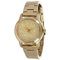 DKNY NY8717 Ladies Sparkle Gold Watch
