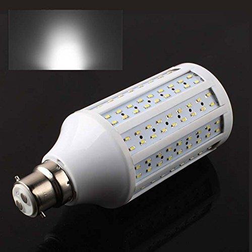 B22 30W 216 Led 3014 Smd Corn Spotlight Light Lamp Bulb Warm Pure White 220V