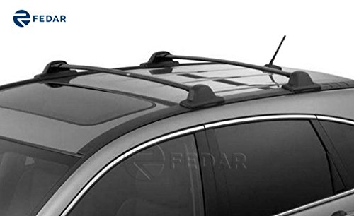 Fedar Roof Rack Cross Bar Cargo Carrier for 2012-2015 Honda CRV (2015 Honda Crv Crossbars compare prices)