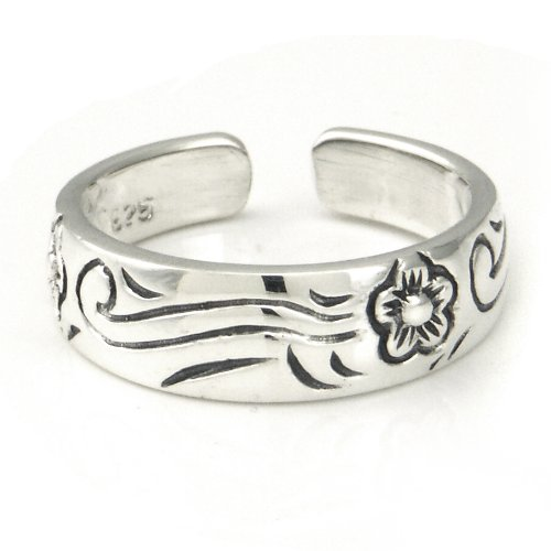 Sterling Silver Hawaiian