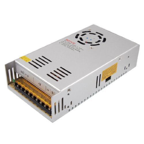360W Switching Switch Power Supply Driver for LED Strip Light DC 12V 30A