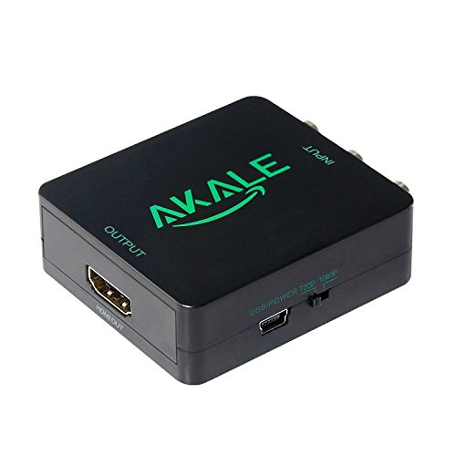 how to make hdmi to rca converter box
