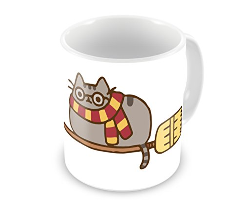 Pusheen Harry poter Quidditch - Divertente