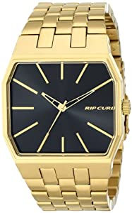 Rip Curl Men's A2655 - GOL PRISM - GOLD Analog Display Quartz Gold Watch