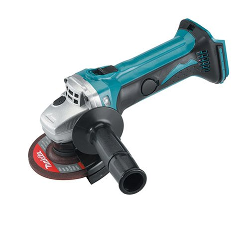 Find Bargain Bare-Tool Makita BGA452Z 18-Volt LXT Lithium-Ion Cordless 4-1/2-Inch Cut-Off/Angle Grin...