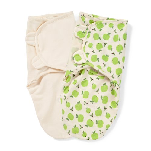 Cheapest Prices! Summer Infant SwaddleMe Organic  Adjustable Infant Wrap, 7-14 Lbs, Small-Medium, Ap...