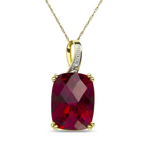 womens-diamond-accent-pendant-complementary-chain-with-created-ruby-in-10k-yellow-gold-by-nissoni-je