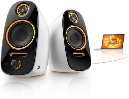 Philips SPA7210 Multimedia Speakers