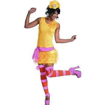 Sassy Big Bird Sesame Street Costume