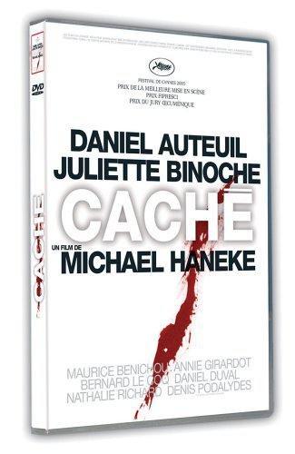 Cache - Edition Prestige 2 Dvd