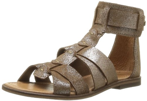 IKKS Girls' Shannon Fashion Sandals Brown Marron (Cuoio) 31