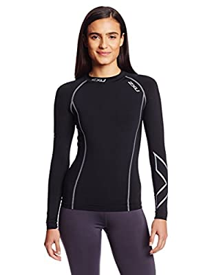 2XU Women's Thermal Compression Long Sleeve Top