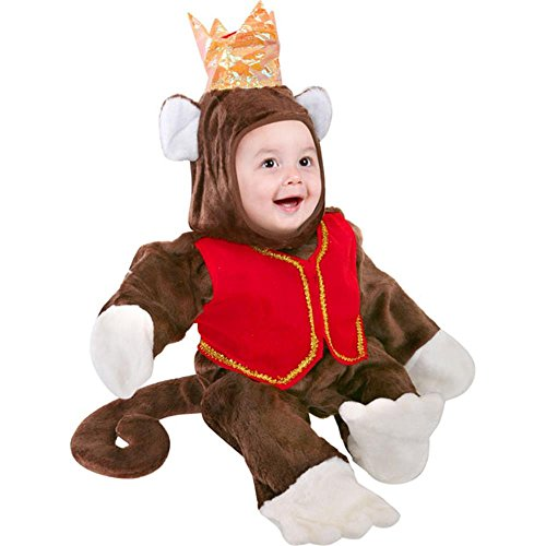 Infant Circus Monkey Baby Halloween Costume (18-24 Months)