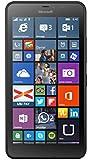 Microsoft Lumia 640 XL LTE Smartphone, 8 GB, Nero [Italia]