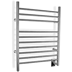 Warmly Yours Infinity Hard-Wire Towel Warmer