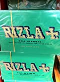 RIZLA 20 Rizla Green Rolling Papers 1000 Papers