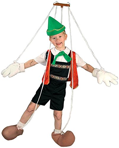 Marionette Puppet Halloween costume