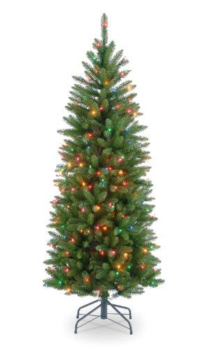 Pencil Christmas Tree Prelit