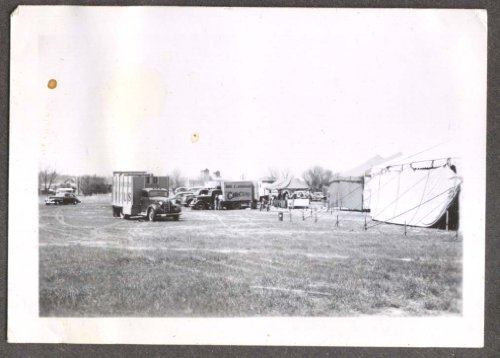 Circus Tent Photos