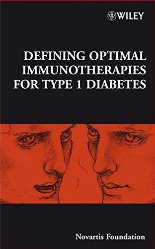 defining-optimal-immunotherapies-for-type-1-diabetes-novartis-foundation-symposia