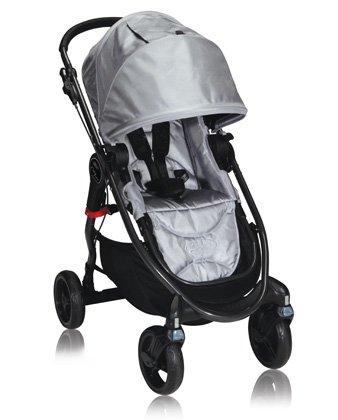 Baby Jogger City Versa Stroller, Silver