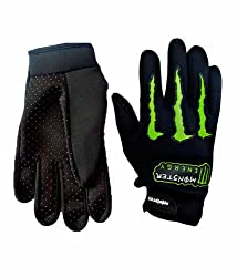 One-Stop-Shop Monster - PowerGrip Full Hand Biking Gloves