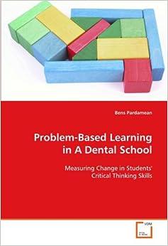 problem based learning critical thinking skills