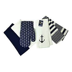 41%2BO2zOrEJL._SS300_ 50+ Beach Hand Towels and Nautical Hand Towels