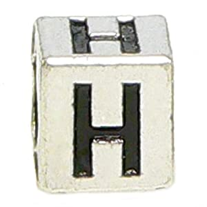 h alphabet in style  clothing shoes jewelry novelty...