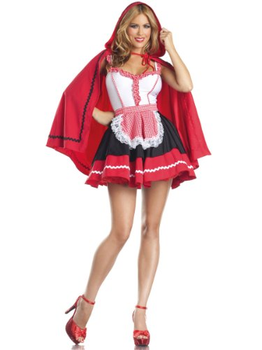 Costume Adventure Women's Ridinghood Costume