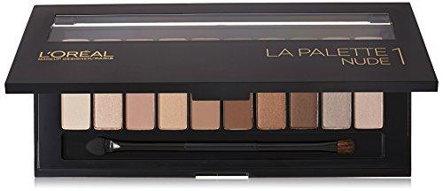 L'Oreal Paris Cosmetics Colour Riche La Palette, Nude 01, 0.62 Ounce