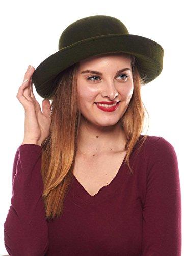 global-traveler-ladies-wool-hat-green