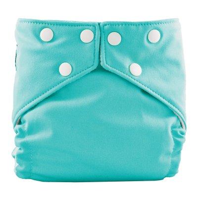 Fuzzibunz Elite Cloth Diaper - Carribean - One Size front-3073