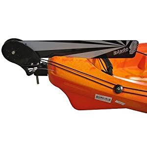 Harmony BTS Rudder Kit - Wilderness Systems Roto Kayaks by Harmony