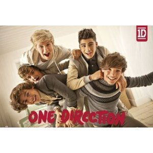 One Direction Poster Band Shot Bundle by RhythmHound