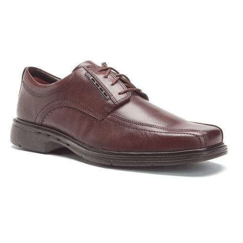 Clarks Men's Un.Kenneth Dress Oxfords,Brown,11.5 XW