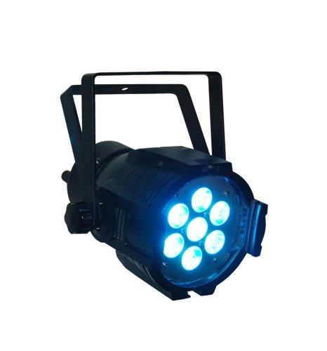 Blizzard Lighting Pp73   Propar Seven-Three 7 X 3W Tri-Color Rgb Led Par Fixture