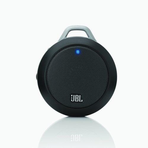 JBL Micro II Ultra-Portable Multimedia Speaker (Black)