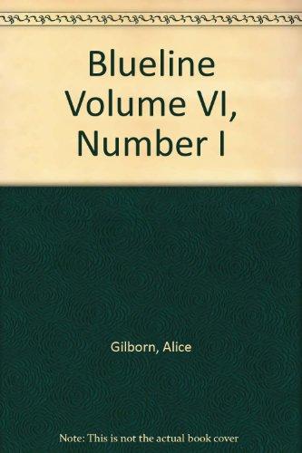 Blueline Volume VI, Number I PDF