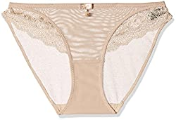 Bwitch Women's Panty (BW578-0018_Nude_Medium)