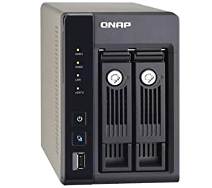 QNAP Caja de red TS-269 Pro Turbo NAS - 2 bahías