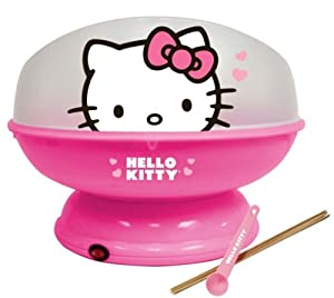 Hello Kitty Cotton Candy Maker - Pink (APP-96209)