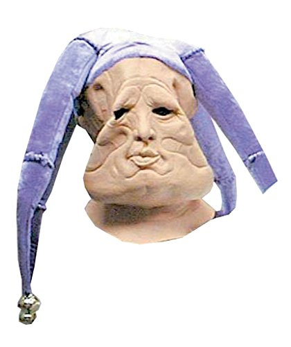 Squish Spy Kids Scary Horror Latex Adult Halloween Costume Mask