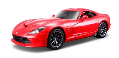 maisto-31128bk-vehicule-miniature-modele-a-lechelle-dodge-viper-gets-srt-2013-echelle-1-18-coloris-a