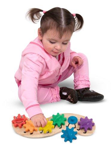 Melissa & Doug Caterpillar Gear Toy